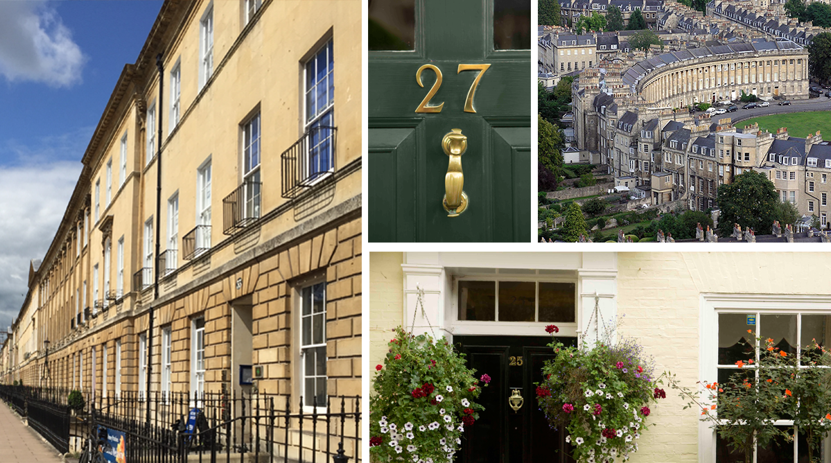 Bath Townhouses